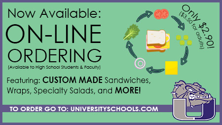Order Lunches Online