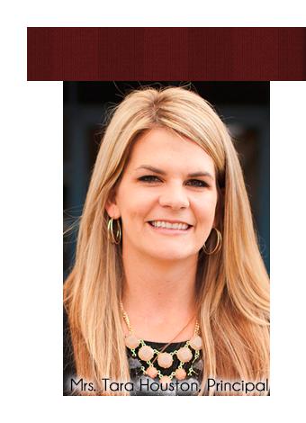 Mrs. Tara Houston, Principal