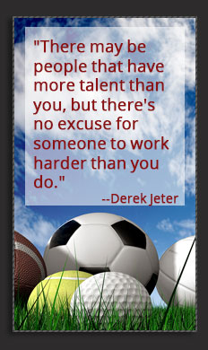 quote by Derek Jeter