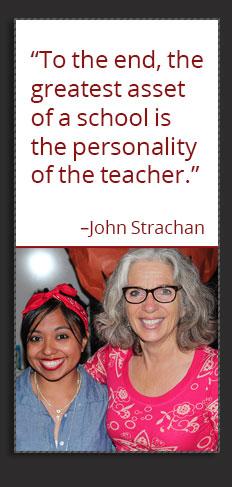 John strachan quote