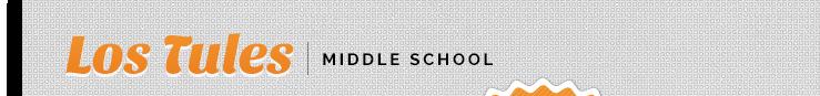 Los Tules Middle School