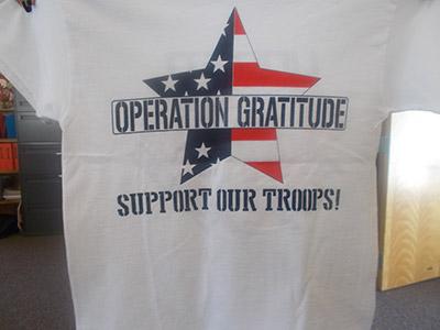 Operation Graititude