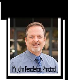 Mr. John Pendleton, Principal