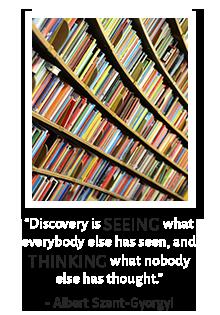 Albert Szent-Gyorgi quote