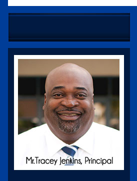 Mr. Mark Thompson, Principal