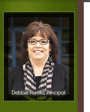 Principal Debbie Portillo