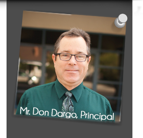 Principal Don Dargo