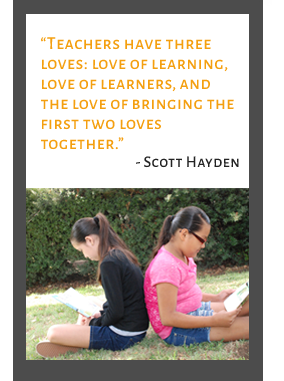 Quote by Scott Hayden
