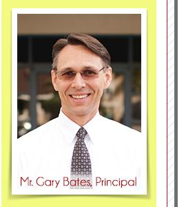 Principal Gary Bates