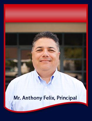 Mr. Anthony Felix, Principal