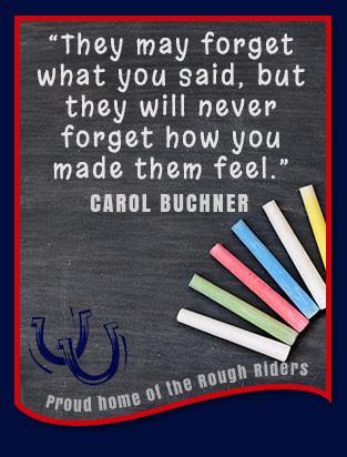 Carol Buchner quote
