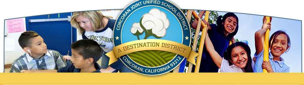 Corcoran Joint Unified School District
