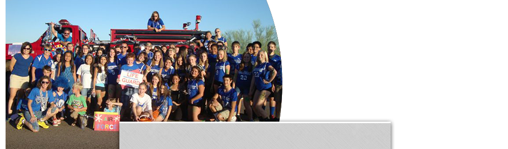 Fountain Hills Students and Staff