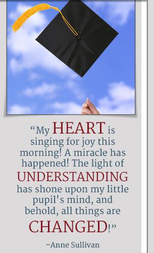 Quote by Anne Sullivan