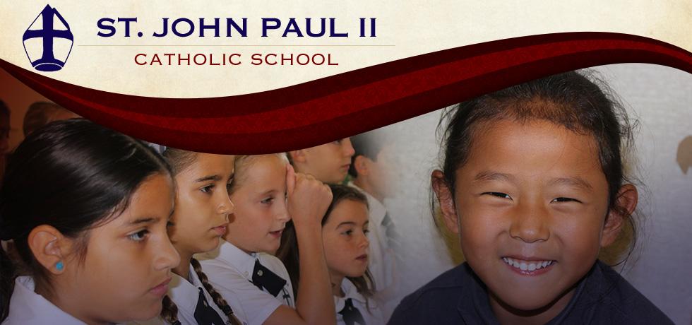 St. John Paul II Students