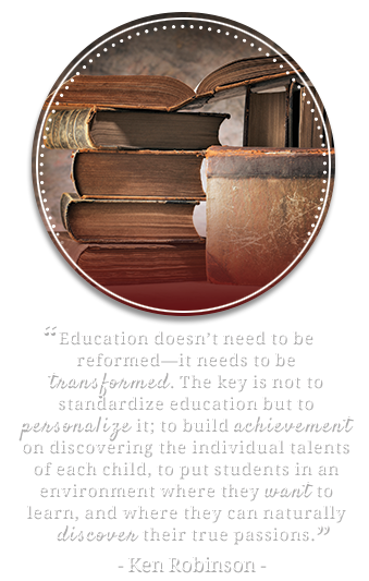 Quote by Ken Robinson