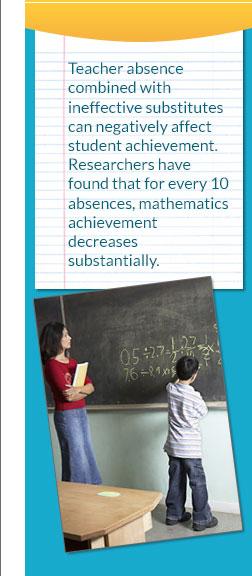 Student Practicing Math