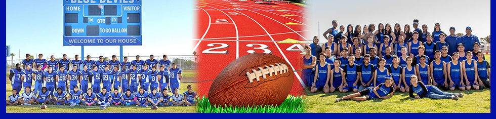 Football and Track Teams