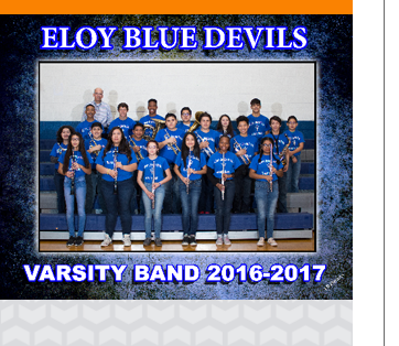 Varsity Band Students