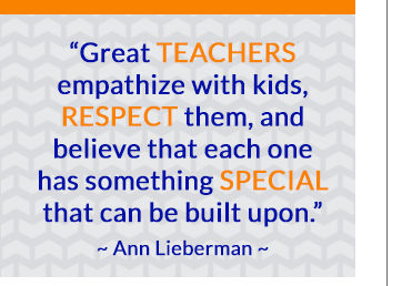Ann Lieberman quote